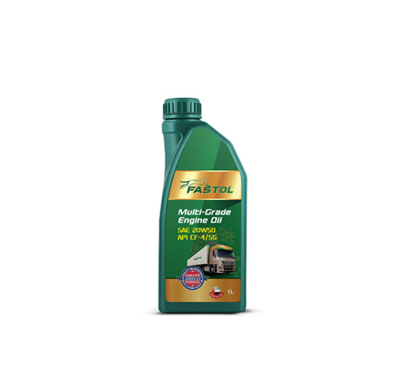 Fastol Multi-Grade Engine Oil 20W50 1L