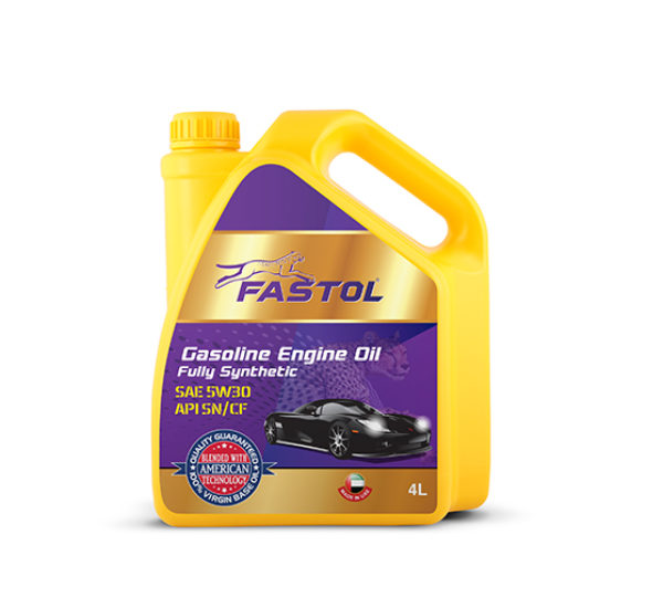 Fastol Gasoline Engine Oil 5W30 4L